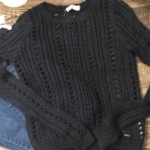 Gently Hollister Sweater Size M